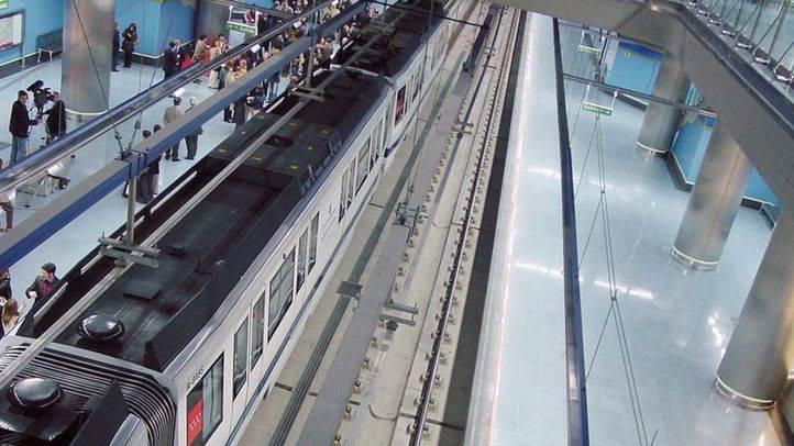 Metro se compromete a agilizar las obras de la estación de El Casar