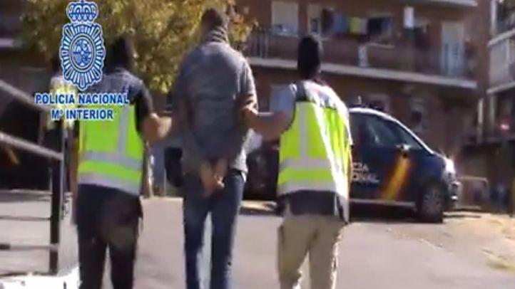 Detención de uno de los sospechosos por apoyar al ISIS