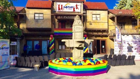 El Parque de Atracciones celebra el primer GayDay de España
