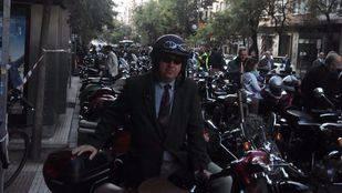 Mañana de sol y motos