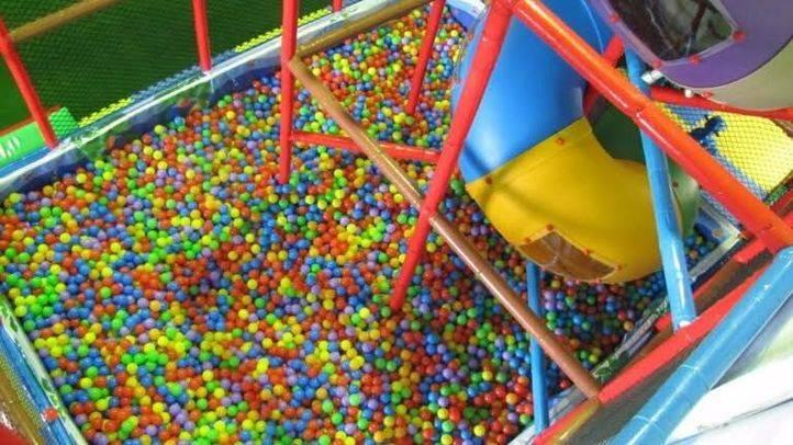 Parque de bolas Rivamax Park