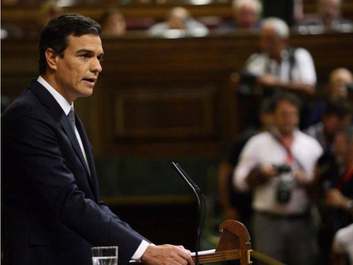Sánchez quiere convocar primarias en octubre