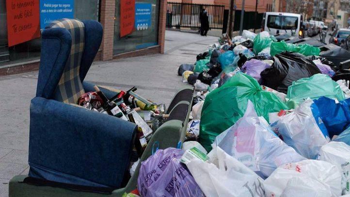 Alcorcón recuperará el servicio de recogida de residuos nocturno