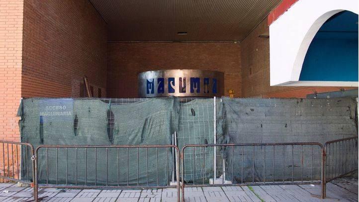 Antigua discoteca Macumba, en la estaci�n de Chamart�n. (Archivo)