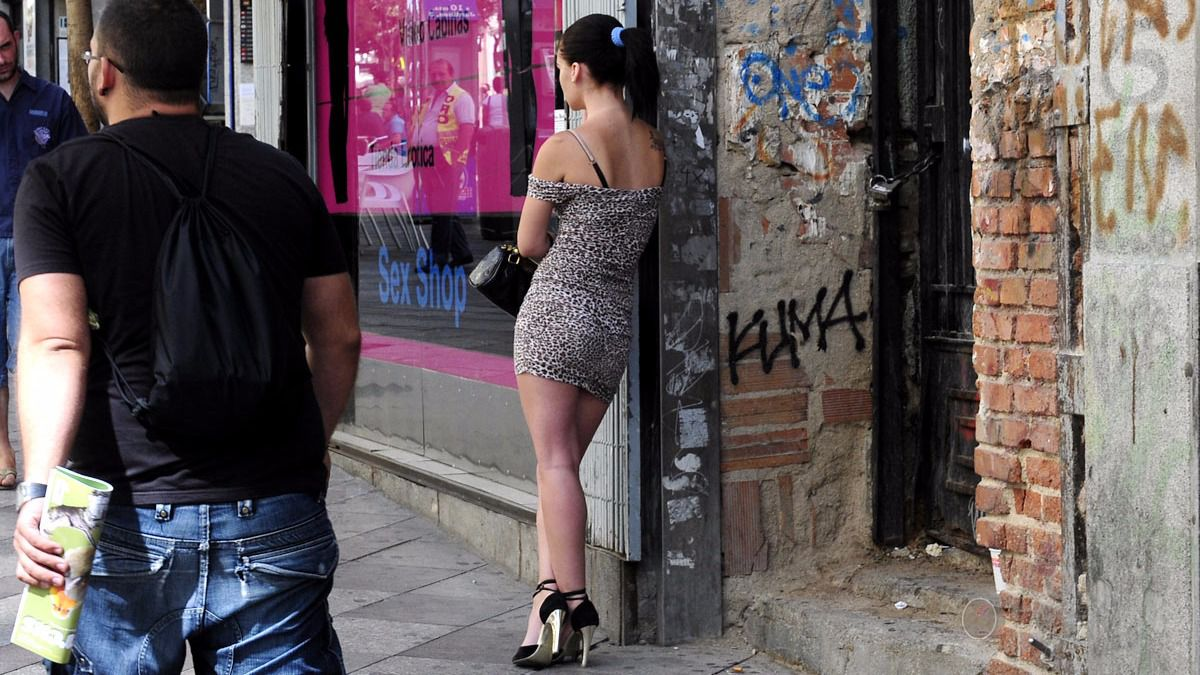 condiciones laborales de las prostitutas en españa prostitutas lesbianas madrid