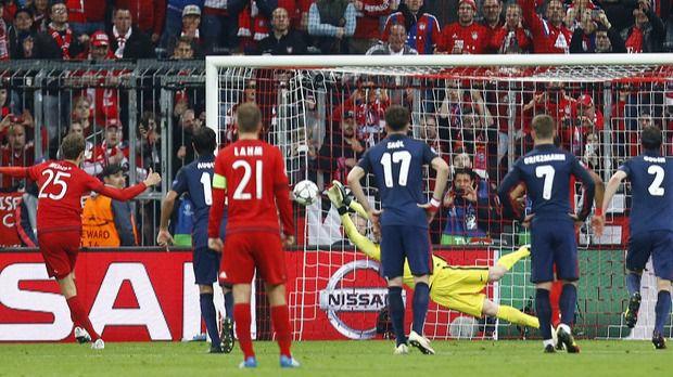 Bayern M�nich - Atl�tico de Madrid