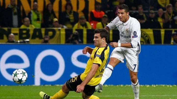 Real Madrid-Borussia Dortmund