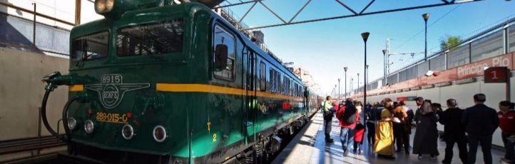 ¿Quiere viajar gratis en el Tren de la Fresa?