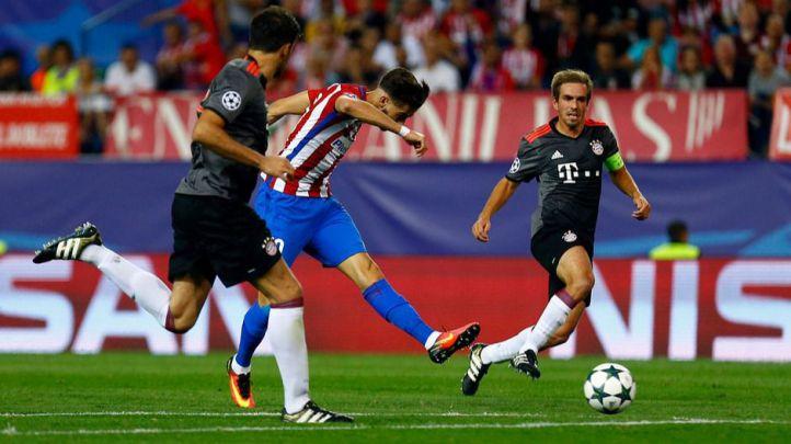 Atl�tico de Madrid-Bayern de M�nich