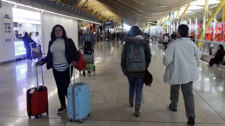 Cinco cosas que te harán ahorrar tiempo en el Aeropuerto de Madrid
