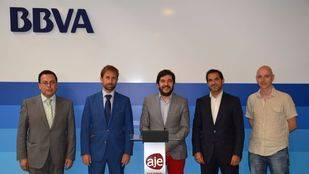 BBVA ofrecerá líneas de financiación a los jóvenes empresarios de Madrid
