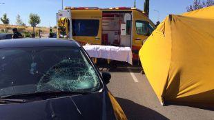 Un varón de 37 años muy grave tras un atropello en Villa de Vallecas