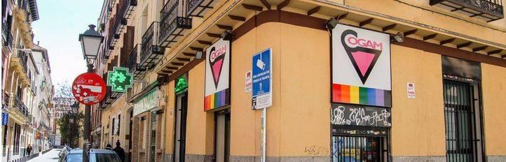 El COGAM rebautiza su sede en su treinta aniversario como 'Centro Asociativo Pedro Zerolo'