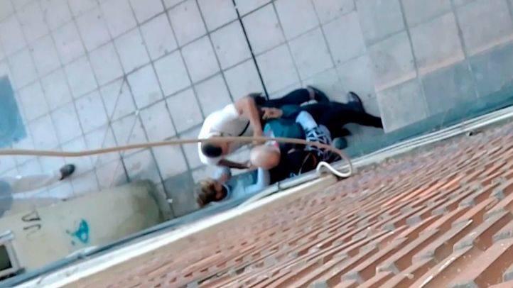 Detenido uno de los tres asaltantes que robaron a un anciano en San Cristóbal