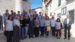 El PP de Colmenar de Oreja arropa al nuevo alcalde