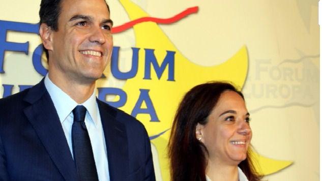 Sara Hernández mantendrá el 'no' a Rajoy mientras su 'sanchista' PSOE-M contiene la respiración