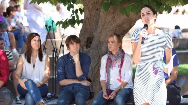 Rita Maestre apuesta por un Podemos