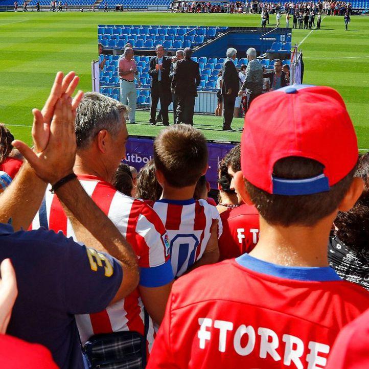 El Vicente Calderón celebra sus 50 años con sabor a despedida