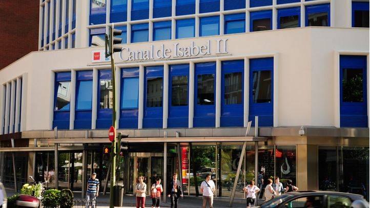 Madridiario primer peri dico digital de la comunidad de for Oficinas canal isabel ii madrid