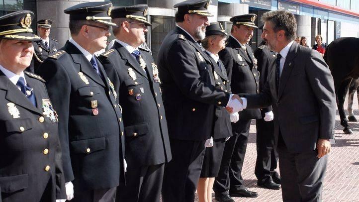 La Policía reconoce los méritos de sus mejores agentes