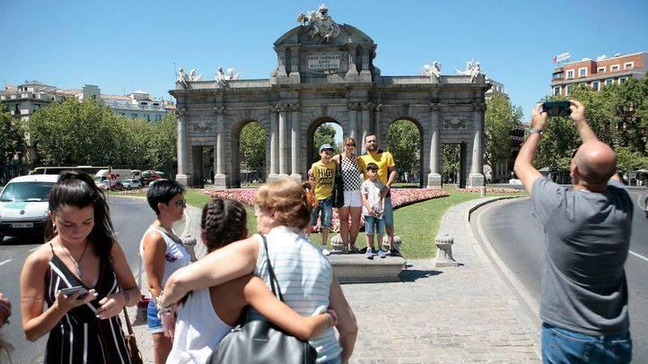 Los turistas extranjeros gastaron 5.037 millones entre enero y agosto, un 13% más que en 2015