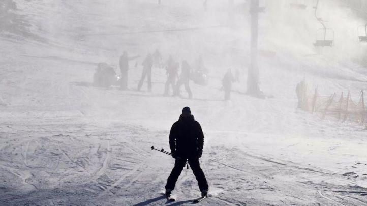Esquiador (Archivo)