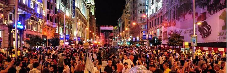 Madrid seguirá sin celebrar 'La Noche en Blanco'