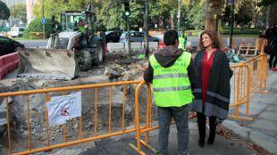 El Ayuntamiento estudia rescindir parte del contrato de mantenimiento de vías de Botella
