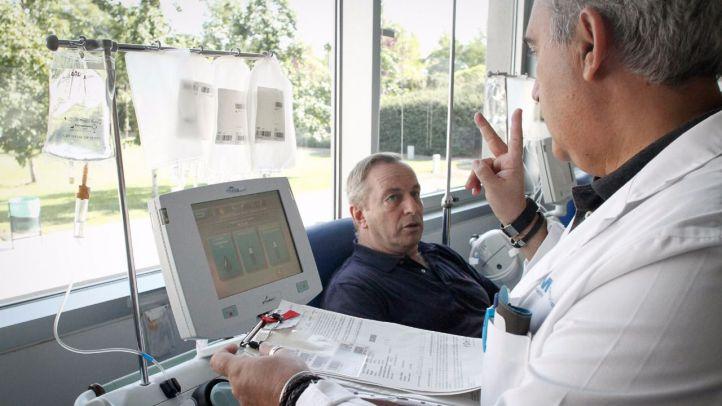 Madrid continúa a la cabeza en donaciones de médula ósea