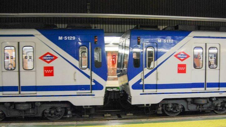 Metro sustituirá el pavimento táctil en todas sus líneas