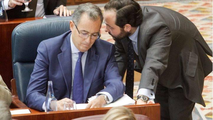 Un acusado por las 'black' dice que Ossorio le habló de su existencia antes de entrar en Caja Madrid