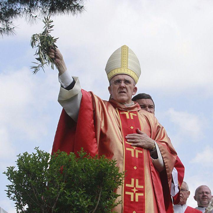 El arzobispo Carlos Osoro 'asciende' a cardenal