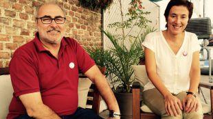 Cuéllar y Sánchez, nuevos coportavoces de Equo Madrid