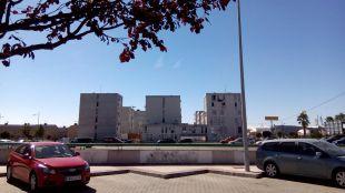 El edificio ocupado de la calle Toledo 15 de Parla