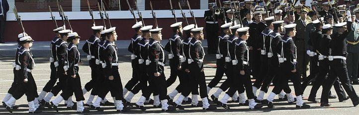 Música militar y museos abiertos para celebrar el 12 de Octubre