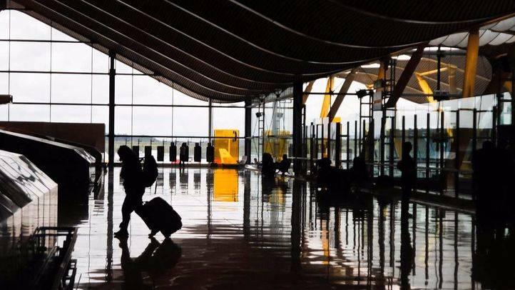 Madrid-Barajas es uno de los cinco aeropuertos con más tráfico y crecimiento de la UE