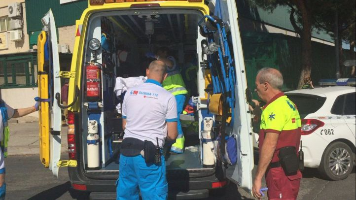 Herido grave un trabajador tras caerse de una altura de 10 metros en Ciempozuelos