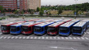 La nueva l�nea expr�s de autob�s entre Pavones y Felipe II arranca este lunes