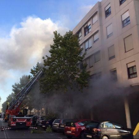 Una quincena de intoxicados por un fuego en un restaurante chino de Pinto