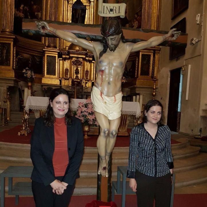 Esther y Laura Moreno, restauradoras