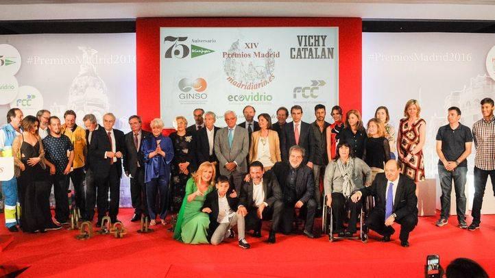 XIV edición de los Premios Madrid