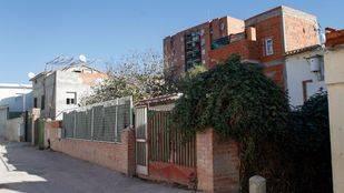 Viviendas de la Cañada Real en la linde entre Madrid y Rivas (archivo).