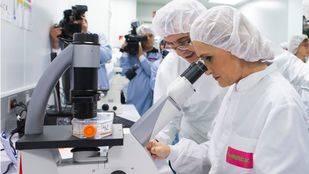 Merck invierte 15 millones de euros en la ampliación de su nueva planta de biotecnología en Tres Cantos