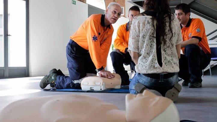 El riesgo de morir aumenta en un 10% por cada minuto en parada sin reanimación