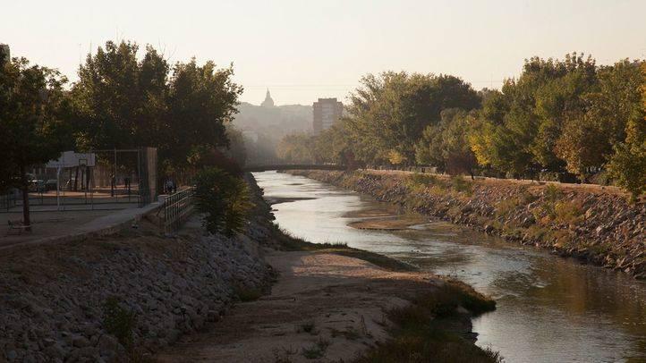 El Ayuntamiento estudia mantener la escuela de remo mientras se repara la presa 9 de Manzanares