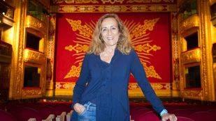 Carme Portaceli, directora del Teatro Espa�ol.