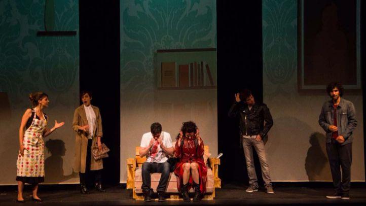 'Todo es mentira' en el Teatro Fígaro