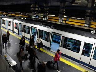Metro cerrará la línea 8 por obras a partir del 23 de enero