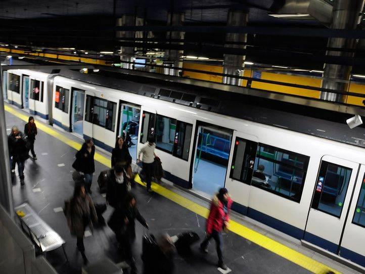 Línea 8 de Metro