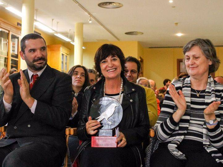 La UC3M acoge la entrega de premios del festival Getafe Negro